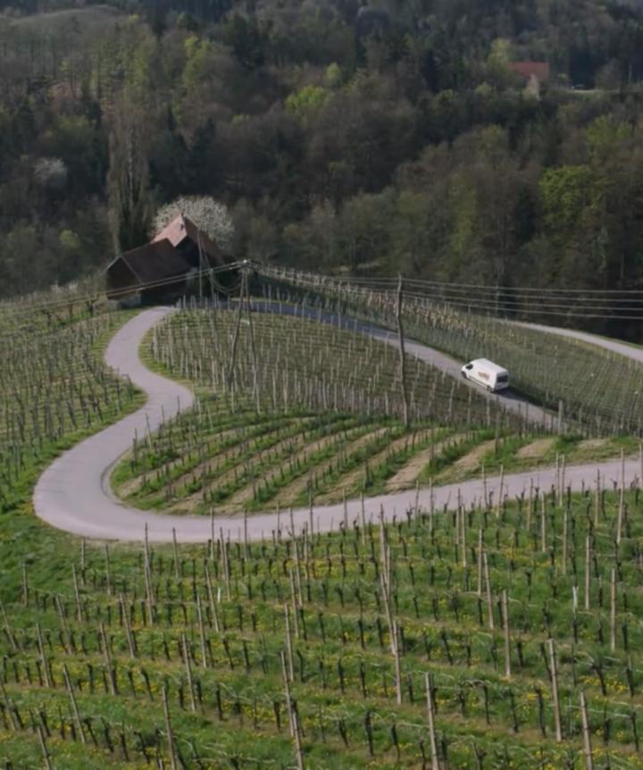 Pošta Slovenije – Logistika