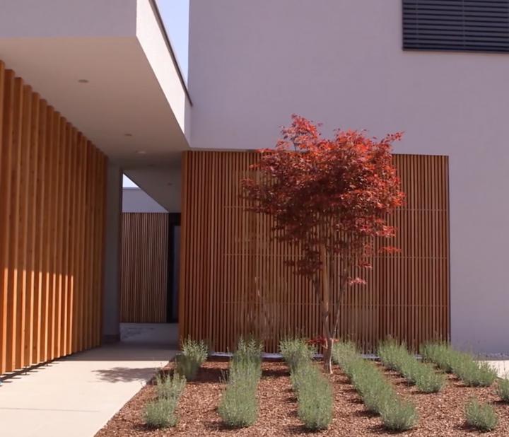 Lumar – Vzorčna hiša